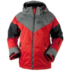 Obermeyer Solo Jacket - Insulated (For Boys)