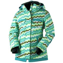 Obermeyer Iconic Jacket - Insulated (For Girls)