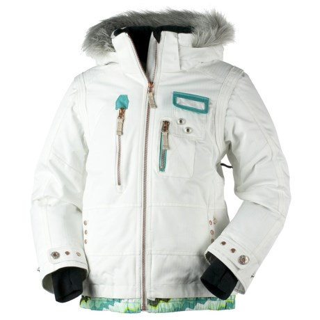 Obermeyer Katniss Jacket - Insulated (For Girls)