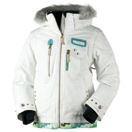 Obermeyer Katniss Jacket - Insulated (For Girls)