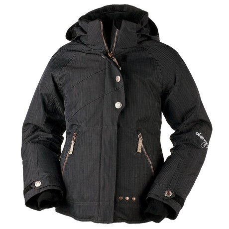 Obermeyer Rival Jacket - Insulated (For Girls)