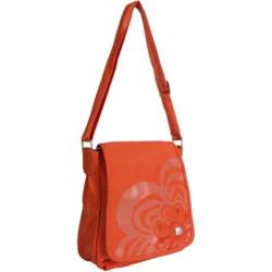 Haiku To Go Bag 2 Handbag - Recycled Materials (For Women)