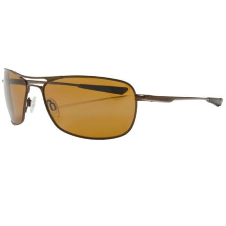 Revo Undercut Titanium Sunglasses - Polarized