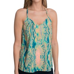Hurley Isabel Tank Top - T-Back Strap (For Women)