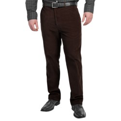 Fairway & Greene Stretch Corduroy Pants - Flat Front (For Men)