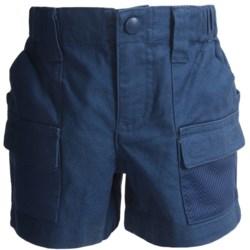 Columbia Sportswear Half Moon PFG Shorts - UPF 15 (For Toddler Boys)