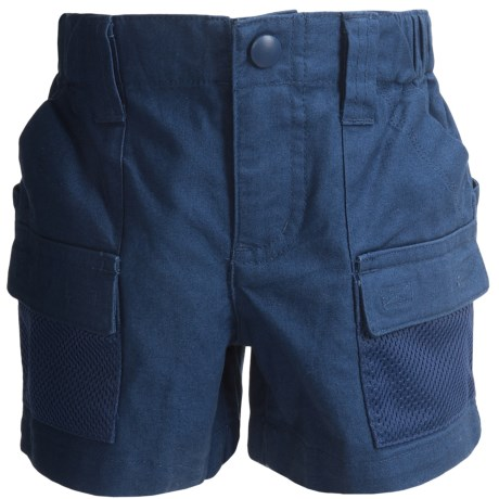 Columbia Sportswear Half Moon PFG Shorts - UPF 15 (For Toddler Boys)