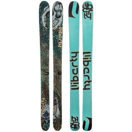 Liberty Double Helix Alpine Skis