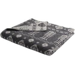 """Woolrich Vintage American Coverlet/Throw Blanket - Wool Blend, 58x70"""""""