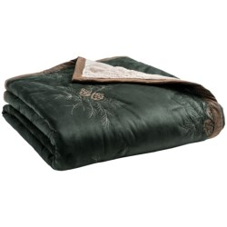 "Woolrich Meadow Creek Throw Blanket - 50x68"""