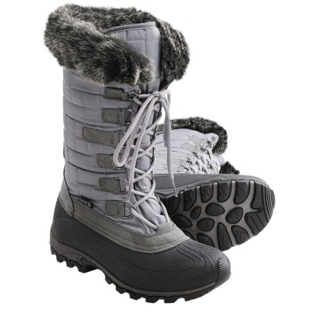 Kamik Scarlet 3 Snow Boots - Insulated (For Women)