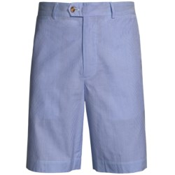 Fairway & Greene Old Marsh Shorts - Cotton, Flat Front (For Men)