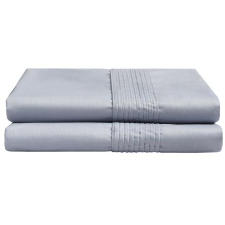 DownTown Paris II Egyptian Cotton Sateen Pillowcases - 400 TC, Standard, Pair