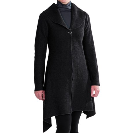 Venario Dawn Boiled Wool Jacket (For Women)