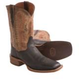 Dan Post Flagger Cowboy Boots - Square Toe (For Men)
