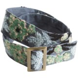 prAna Embroidered Belt - Cotton-Wool (For Women)