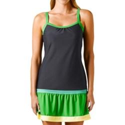 prAna Synergy Cover-Up Dress - Built-In Shelf Bra, Sleeveless (For Women)