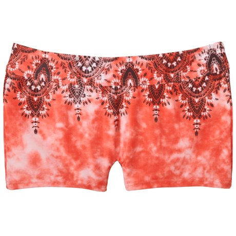 prAna Raya Swimsuit Bottoms - UPF 30+, Boy Short (For Women)