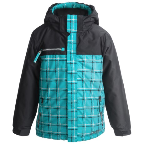 Snow Dragons Dauntless Jacket - Insulated (For Little Boys)
