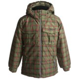 Snow Dragons Spunky Jacket - Insulated (For Little Boys)
