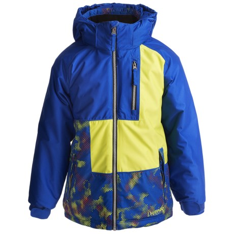 Snow Dragons Rascal Jacket - Insulated (For Little Boys)