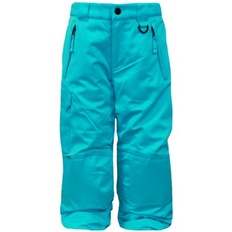 Snow Dragons Rock Solid Snow Pants - Insulated (For Little Kids)