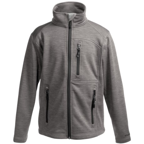 Boulder Gear Highland Fleece Jacket (For Boys)
