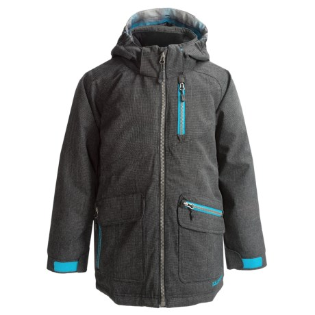 Boulder Gear Solitary Jacket - Insulated (For Boys)