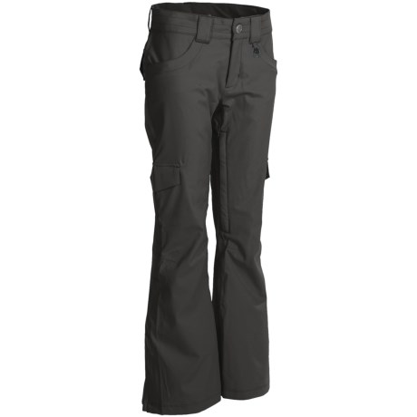 Boulder Gear Skinny Ski Pants - Flare Leg (For Women)