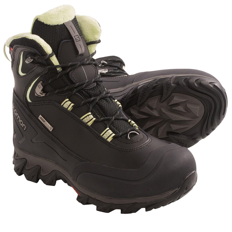 Women's Waterproof Leather Boots & Shoes - Bogs