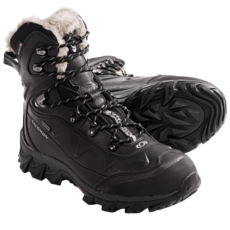 Salomon Nytro Gore-Tex® Winter Boots (For Women) 7238V ...