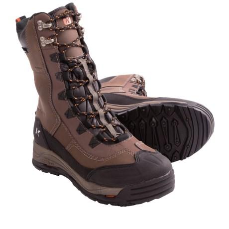 Korkers Icejack Snow Boots - Waterproof, Insulated (For Men)