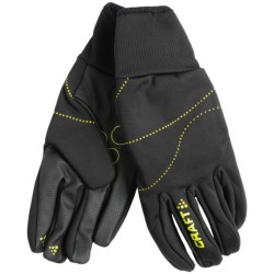 Craft Sportswear Weather Cycling Gloves (For Men and Women)