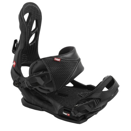Head NX Five DF Snowboard Bindings (For Men and Women)