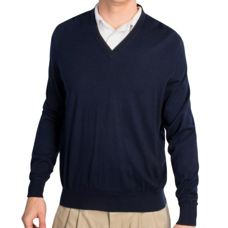 Fairway & Greene McCallan Blend Sweater - Elbow Patches (For Men)