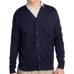 Fairway & Greene McCallan Blackwatch Cardigan Sweater - Elbow Patches (For Men)