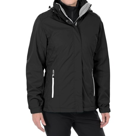 White Sierra Three-Seasons Jacket - 3-in-1 (For Women)