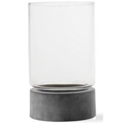 Tag Holstein Glass Hurricane - Medium