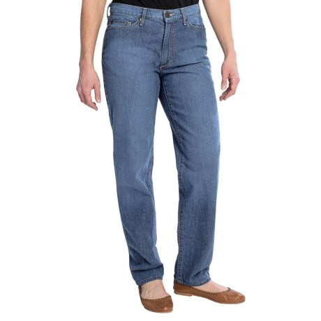 Original Loose Jeans - Tapered Leg (For Women)