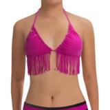 Billabong Suzanne Bikini Top - Fringe Detail (For Women)