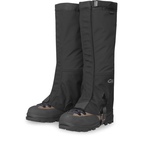 Outdoor Research Gaiters - Gore-Tex® Crocodile (For Men)