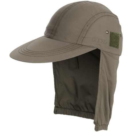 Filson Flats Cap - UPF 25 (For Men)
