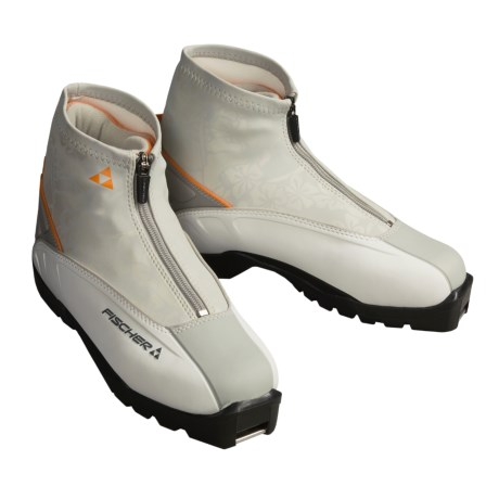 Fischer Vision Cruiser Nordic Touring Ski Boots - SNS (For Women)