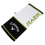"Callaway Tour Authentic Razr Towel - 20x40"""