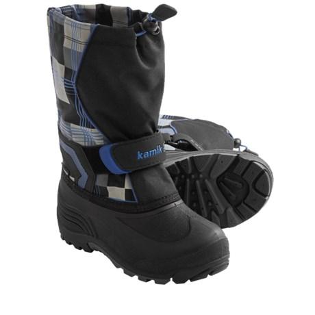 Kamik Snowbank2 Winter Pac Boots (For Big Kids)