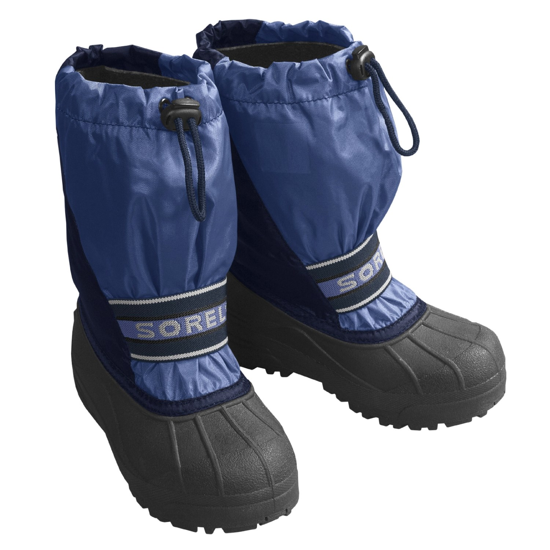 Sorel Ice Fox Winter Boots (For Kids) 72838
