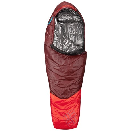 Columbia Sportswear 15°F Reactor II Omni-Heat® Sleeping Bag - Long Mummy