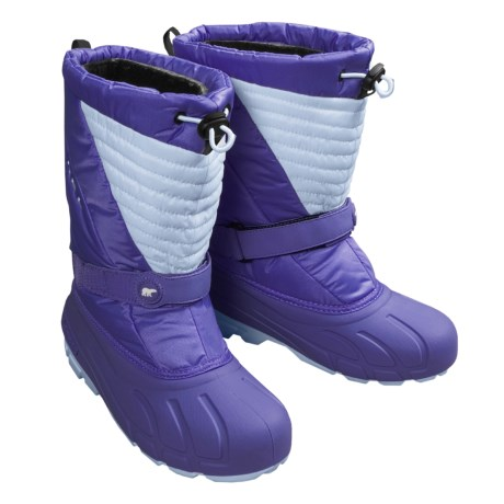 Sorel Winter Boots - Snow Glider (For Youth)