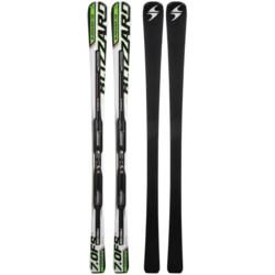 Blizzard 2013/2014 S-Power FS IQ Alpine Skis - IQ Power 12 Bindings