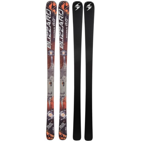 Blizzard 2013/2014 Magnum 8.0 TI Alpine Skis